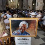 Cape Town: City where Mandela was imprisoned mourns