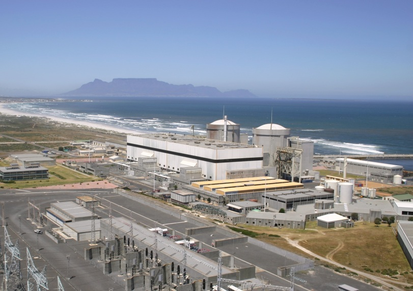 Koeberg is currently the only commercial nuclear power station in South Africa, but that may change soon.