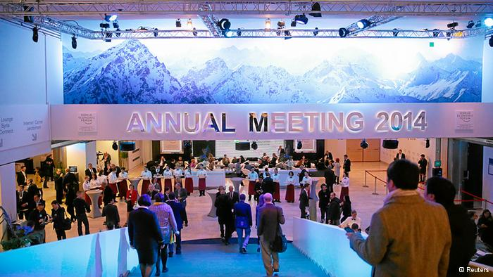 World Economic Forum Davos climate change2
