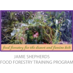 Jamie Shepherd's Food Forestry Training Program