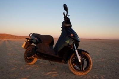 vmoto e-max L120 electric scooter