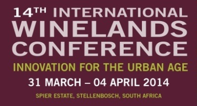 2014 International Winelands Conference2