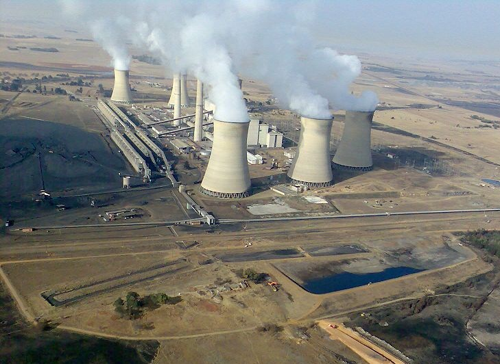Arnot Power Station Mpumalanga
