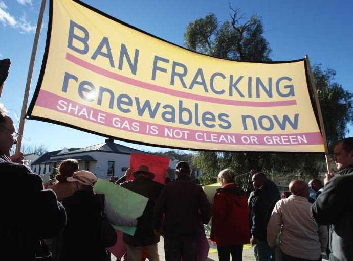 Fracking Rally Nieu Bethesda -1b