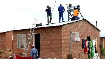 Solar Geysers Galeshewe