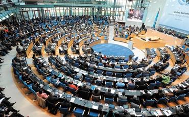 Bonn climate deal negotiations