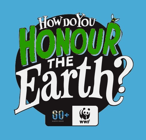 Earth Hour 2014 Honour the Earth
