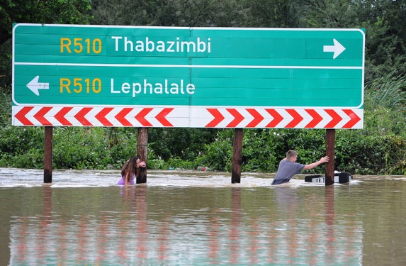 Madibeng flood disaster