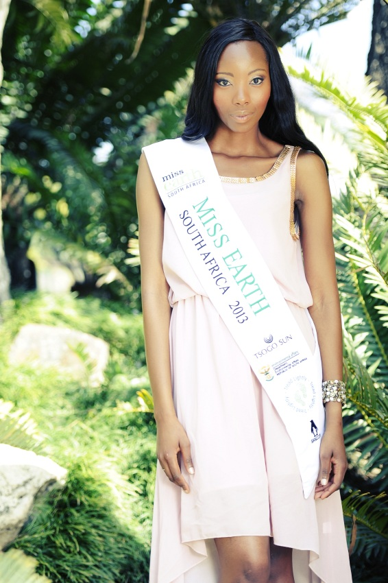 Miss Earth South Africa -2