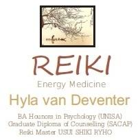 Reiki Energy Medicine - banner