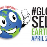 Make a #GlobalSelfie with NASA on Earth Day