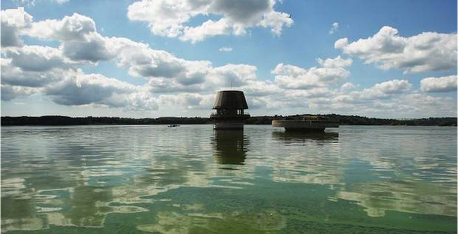 Heat Reservoir Bewl Water at Lamberhurst, Kent, could provide a site for heat pumps