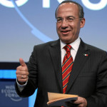 Calderon dismisses 'false' choice between climate and economy