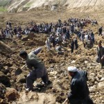 Afghanistan landslide
