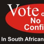 Vote of no confidence in SA government