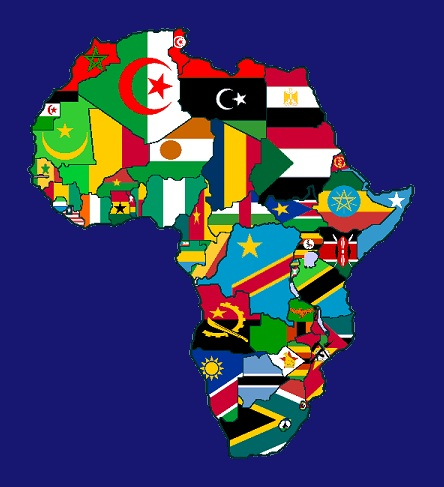 africa rainbow continent