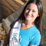 Miss Earth finalist (2)