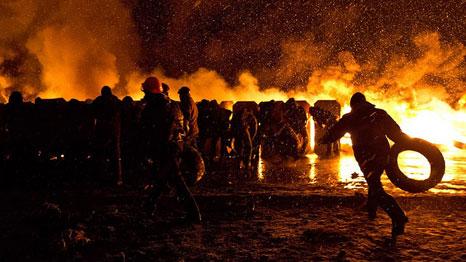 Russia-Ukraine crisis UN climate talks