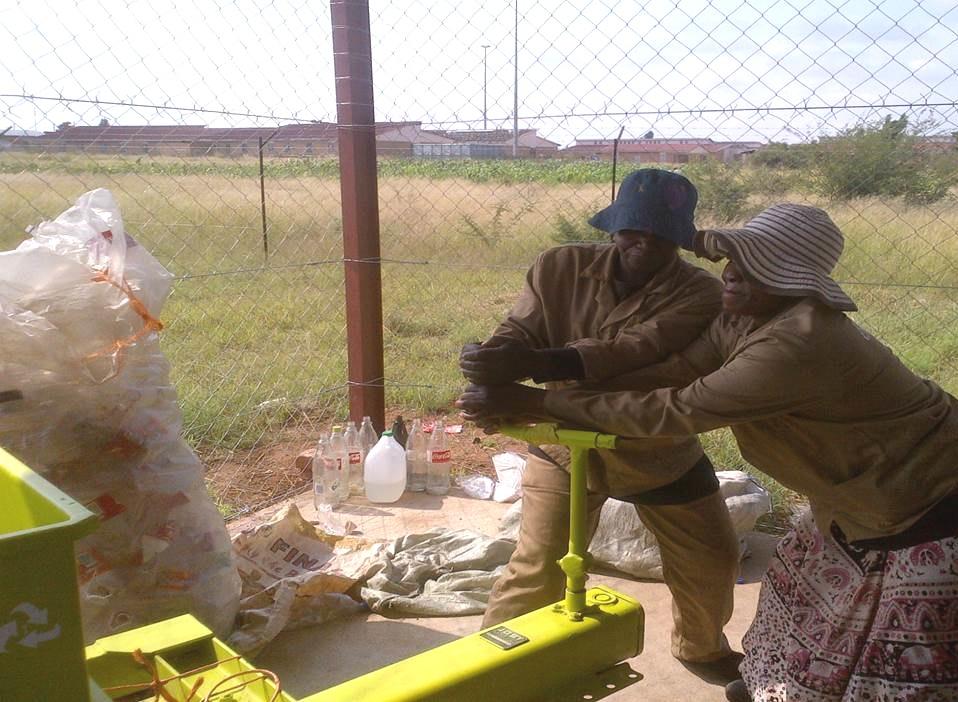 Senwarbarwana Recycling Project