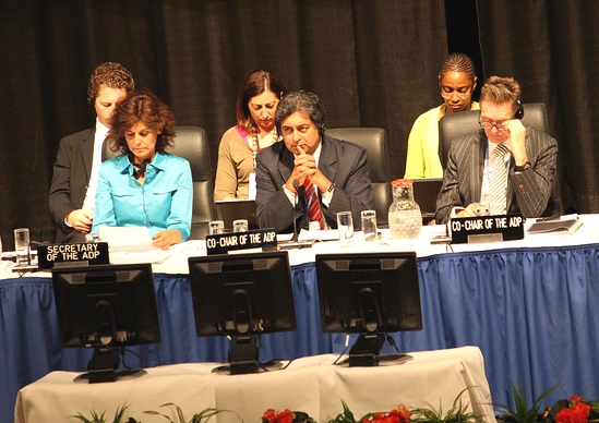 UN climate talks Bonn