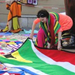 67 Blankets for Nelson Mandela Day