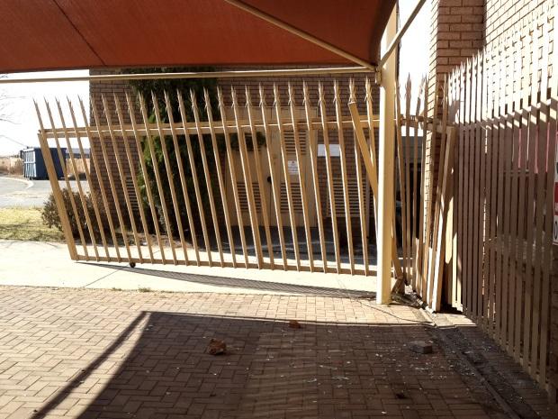 Numsa strike violence Plastics SA3