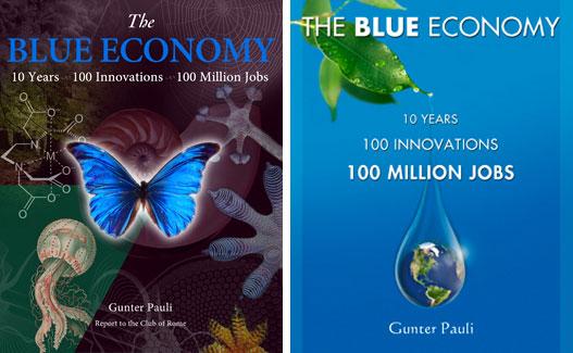 Prof Gunter Pauli, Blue Economy entrepreneur2