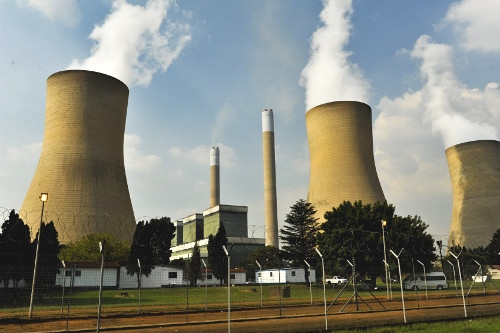 Eskom and Sasol pollution coal