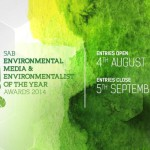 Entries open for Environmental Media Awards