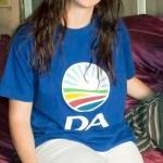 Democratic Alliance shadow deputy environment minister Terri Stander 5