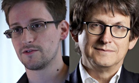 Edward Snowden and Alan Rusbridger are among the recipients of the Right Livelihood award