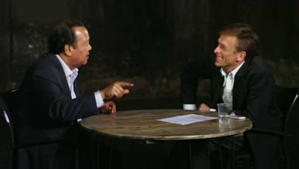 Jeremy Gilley in conversation with Prem Rawat2