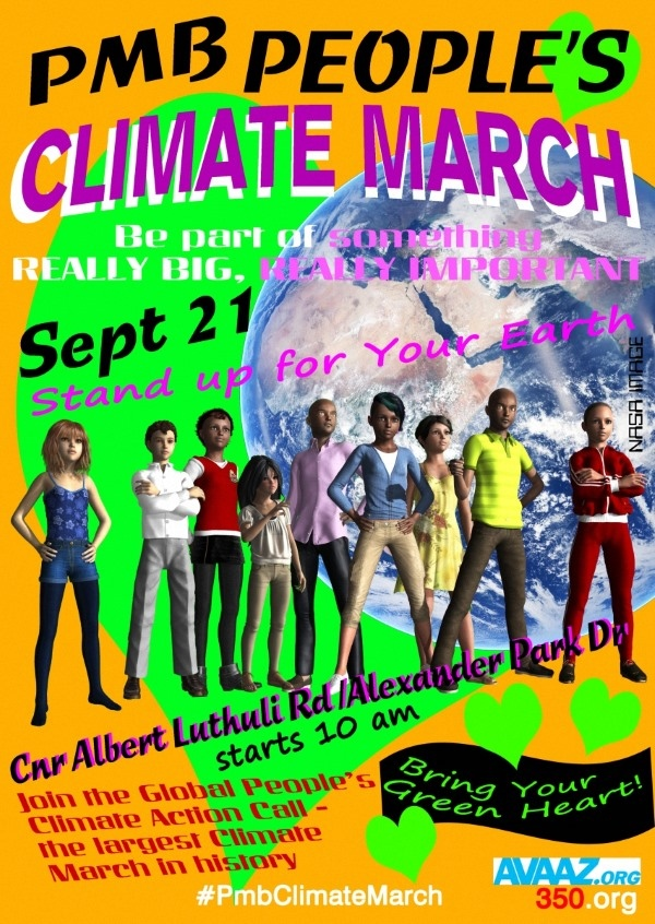 PMB People's Climate March