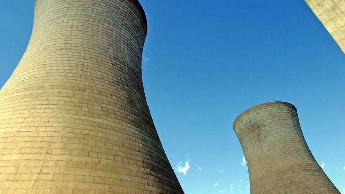 nuclear waste silos
