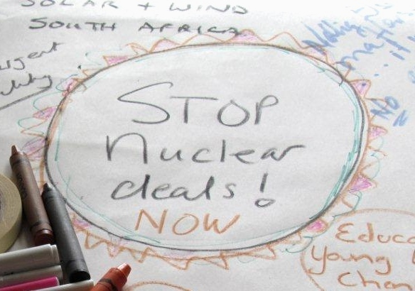 stop nuclear deals