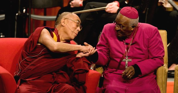Archbishop Tutu breaks silence on Dalai Lama scandal