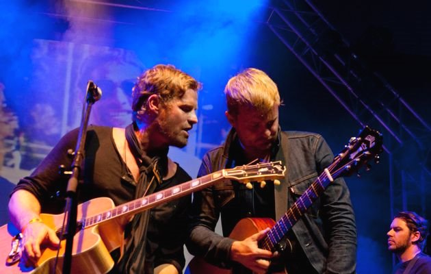 Arno Carstens and Francois Van Coke