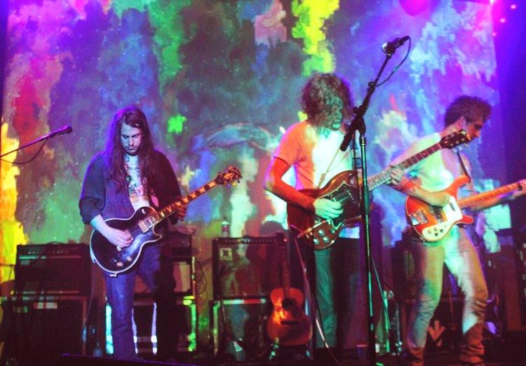 MGMT live at Crystal Ballroom
