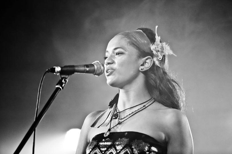 Rayne Callaghan - Backup vocals