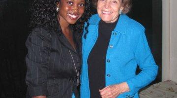 Sylvia Earle And Filmmaker Enathi Mqoleli, SST