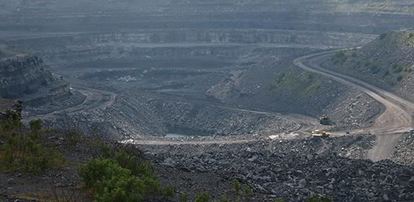 coal mine dhanbad india