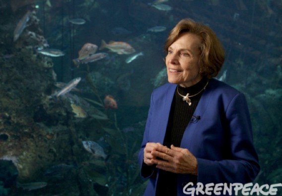 Dr Sylvia Earle's Hope Spots2