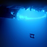 Underwater robot shows Antarctic ice thicker than thought