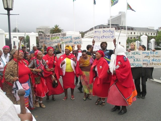 Traditional healers THNA's submission to Parliament's health committee