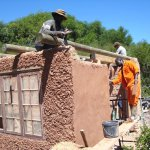 Natural Building part 3: Plaster & mortar mixes