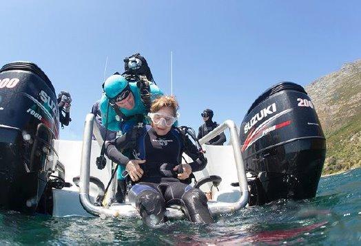 False Bay Hope Spot Dive