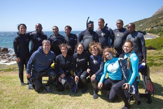 False Bay Hope Spot Dive2