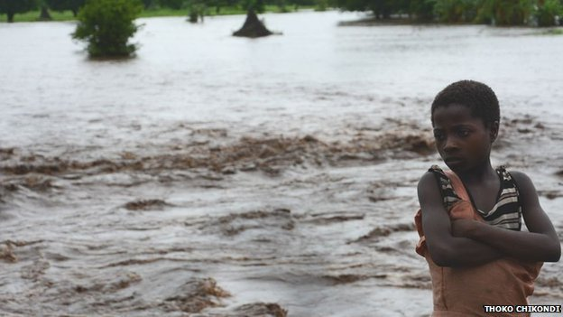 Mozambique and Malawi floods cause havoc2