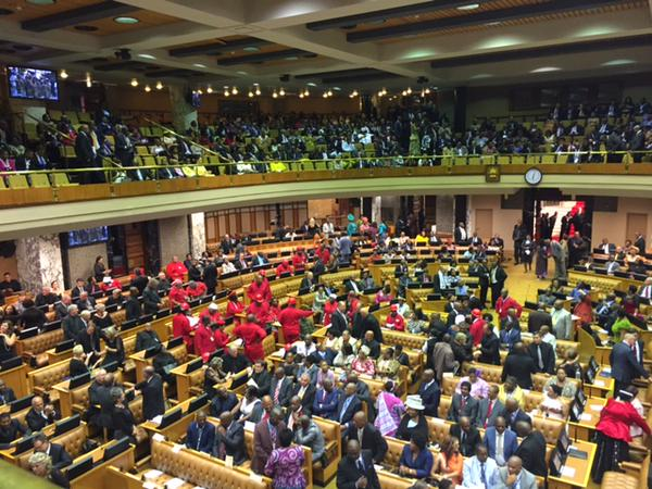 2015 State of the Nation address