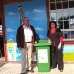 Germiston schools catch polystyrene recycling fever
